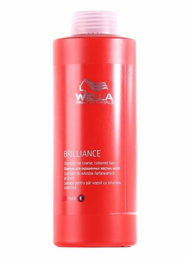 Brilliance Kalin Telli ve Boyali Saçlar İçin  Şampuan 1000 Ml-Wella